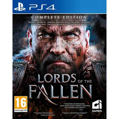 Lords of the Fallen - Complete Edition [PS4, русские субтитры]
